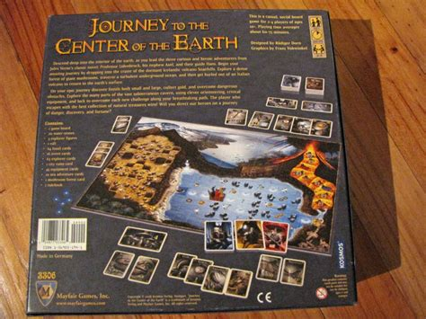 game box layout monday geology picture s journey to the center of the