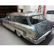 Buy Used 1958 Chevrolet Nomad Rare Hot Rod Rat Air