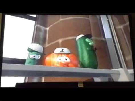 Veggietales Rack Shack And Benny Trailer by Opening To Veggietales Dave And The Pickle 1998 Vhs
