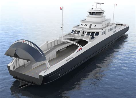 ferry electric new full electric ferries multi maritime