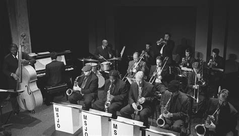 big band rhythm section 1 3 what influences the relationship between a big band