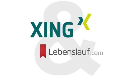 Xing Lebenslauf Check Xing Kauft Lebenslauf Kostenlos Und Schnell Die Eigene Vita Erstellen Meedia