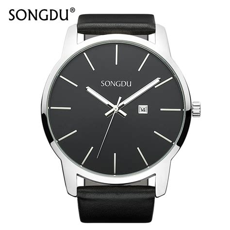 get cheap large mens watches aliexpress