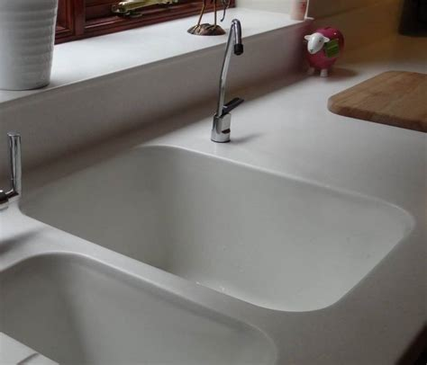 Corian Integrated Sink sweet 859 integrated corian sink uk worktops direct
