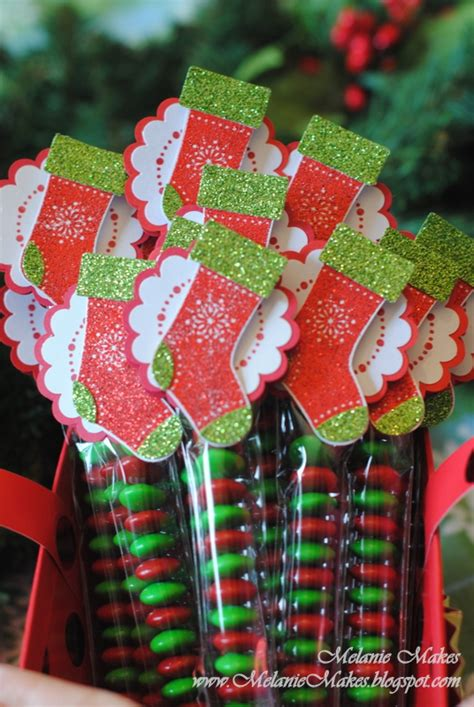 Giveaways For Christmas Party - melanie makes christmas party favors