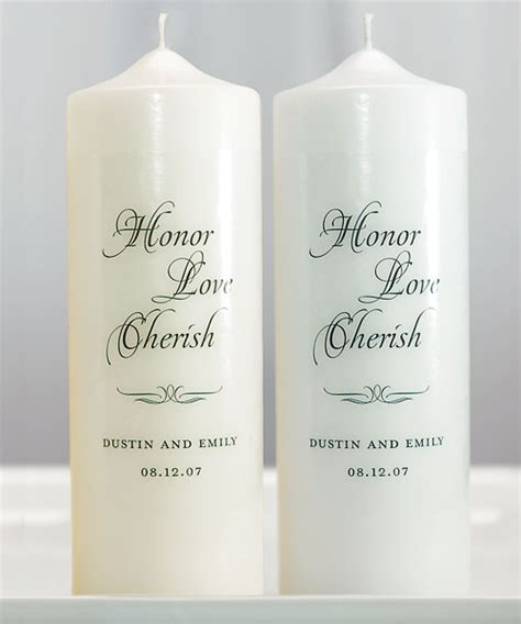 wedding candles personalized candles wedding candles unity candle sets