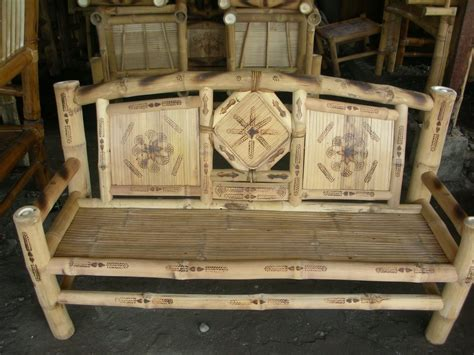 bench philippines products bamboo bench by genco global green ltd philippines
