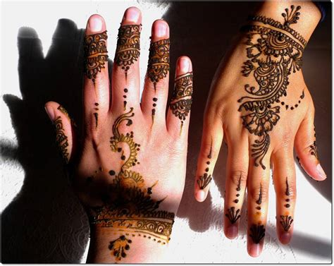 finger henna tattoo designs henna tattoos tattoos to see