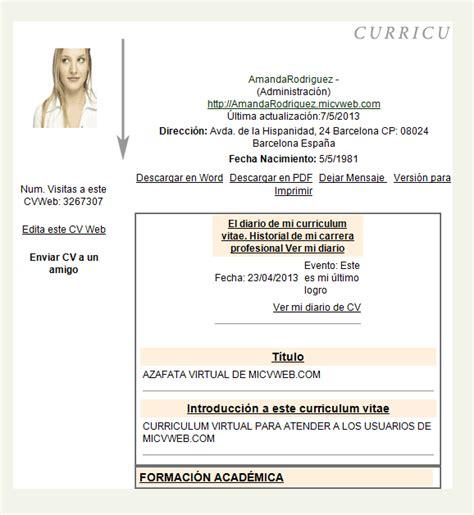 Plantilla De Curriculum Vitae Cronologico Inverso Modelocurriculumcv14 Gratis 20 Modelos Curriculum Vitae En Word Para Descargar Ejemplo