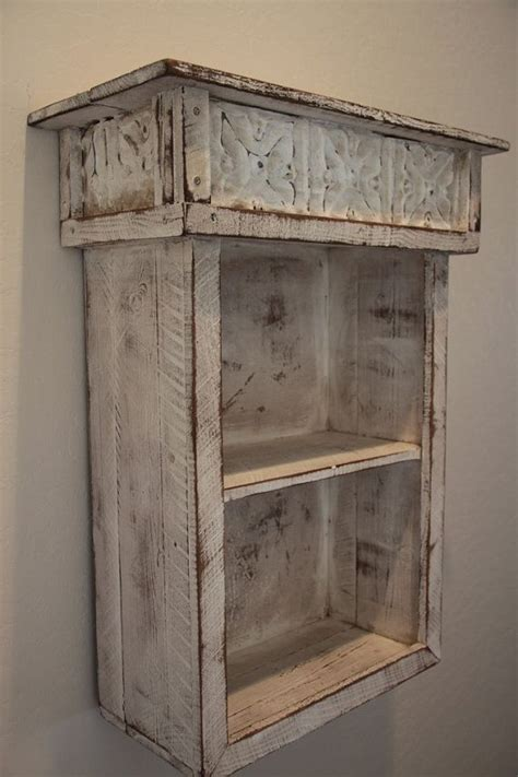 primitive bookshelf wall shelf country bookcase