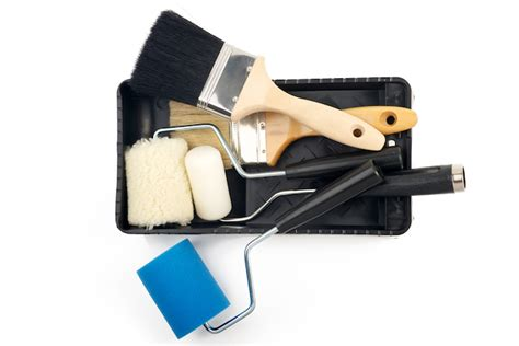 Home Decorating Diy Ideas by Selecting The Right Painting Tools Bob Vila