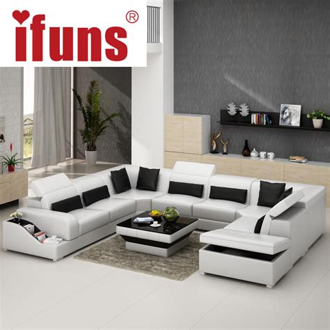 Contemporary Leather Corner Sofas Corner Sofa Contemporary Promotion Shop For Promotional Corner Sofa Contemporary On Aliexpress