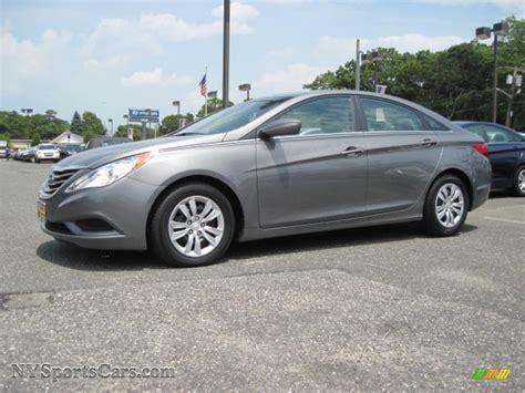 2011 Hyundai Sonata GLS in Harbor Gray Metallic   032890