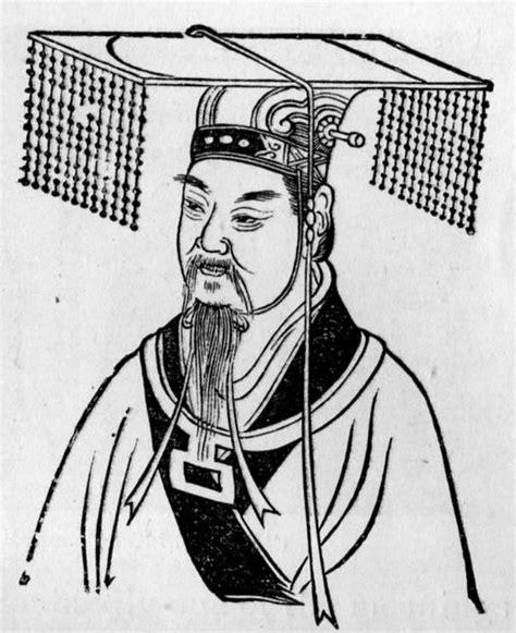 Tang Dynasty No 4 Drawing By Tony Wong yellow emperor