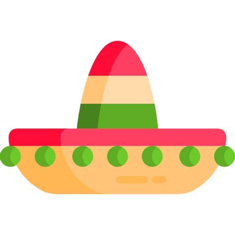 imagenes en png animadas sombrero mexicano iconos gratis de moda