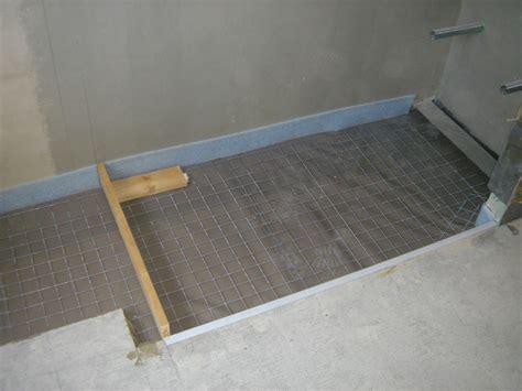 estrich duschbereich dusche f 252 rstenfeldbruck renovierung catalin