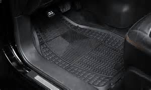 Car Floor Mats Deals Armor All Car Floor Mats 4pc Groupon Goods