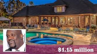 shaquille o neal scores a two house compound outside of