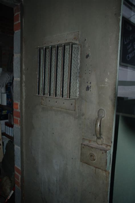 Cell Door by Cell Door Metropolitan Prisoner U0027s Cell Door