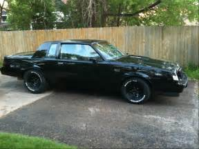 Buick 1986 Grand National Squirrelmaster28 S 1986 Buick Grand National In