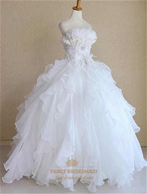 Snow Dress snow white princess wedding dresses bridal gowns for