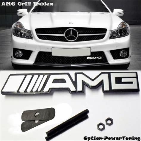 Emblem Grill Amg By Tastestos affordable new mercedes amg logo grill grille emblem