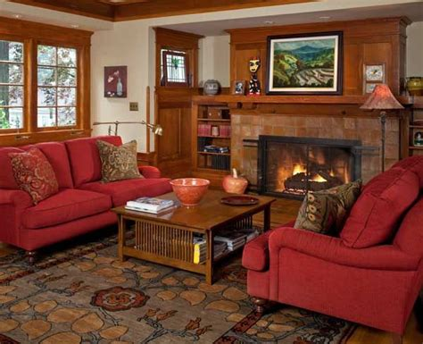 mission living room living room ideas craftsman style living room mission