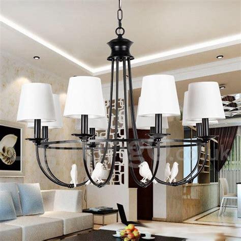 light retro black mediterranean style living room