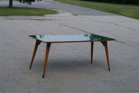 green glass top desk dinner table or desk green glass top for sale