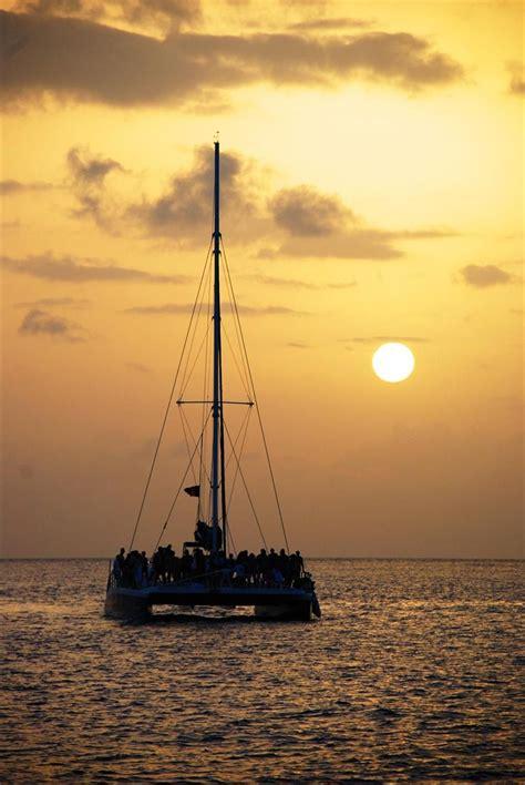 sunset catamaran cruise barbados catamaran sunset at couples resorts barbados www couples