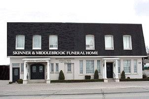 skinner middlebrook ltd funeral home mississauga on