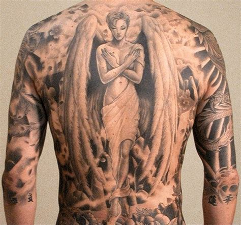 sexy angel tattoos 50 designs