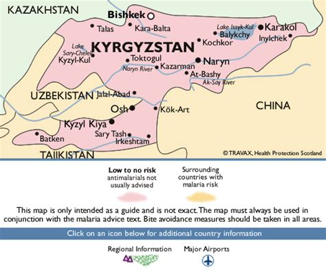 middle east malaria map kyrgyzstan malaria map fit for travel
