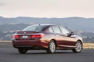 winding road driven 2013 honda accord sedan