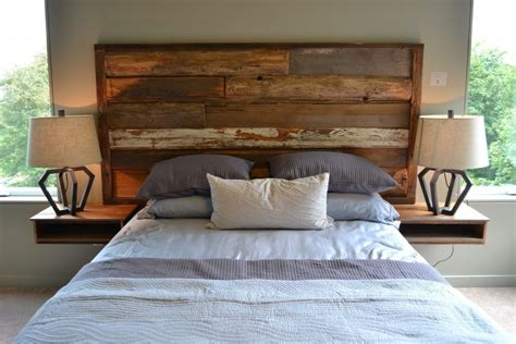 wood headboard designs 4 ways to upcycle reclaimed wood for your home d 233 cor