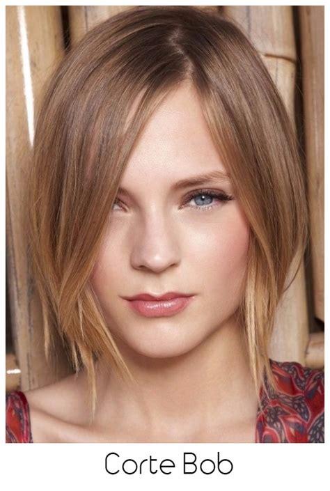 los cortes de pelo asimetricos bob usted debe tratar espanola moda flequillo para cara cuadrada peinados lindos y faciles