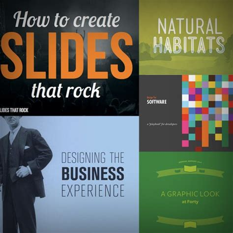 5 Gorgeous Note Point Presentations You Have To See Exles Of Amazing Powerpoint Presentations