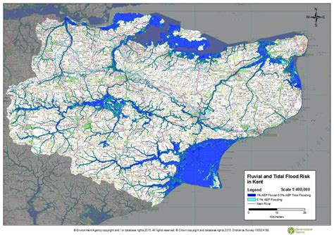CPRE Kent flooding conference attracts 100 delegates and