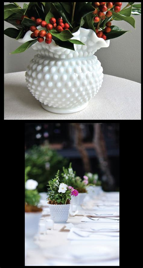Floral Supply Vases by Floral Supply New Milk Glass Vases New Glass
