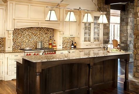 Greenfield Kitchen Cabinets Greenfield Cabinets Greenfield Cabinetry Stanisci Range With Traditional Corbels