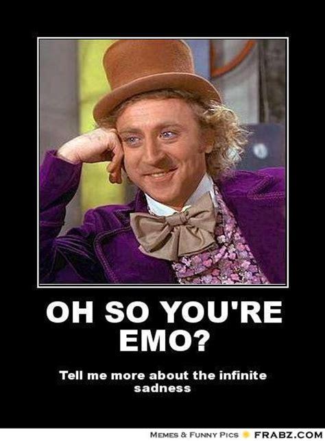 Funny Emo Memes - emo people memes