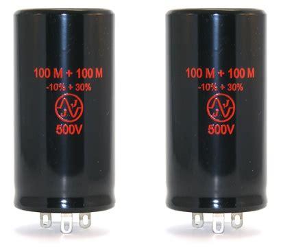 jj capacitor datasheet 2x jj elko 100 100uf 500v can capacitor elektrolyt kondensator 100 uf 181 f ebay