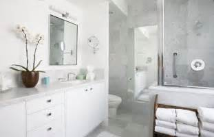 Small White Bathroom Modern Bathrooms by Decorated Dining Room Tables Beautiful Modern White