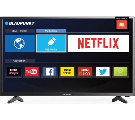 Led Smart buy blaupunkt 40 138mxn 40 quot smart led tv free delivery