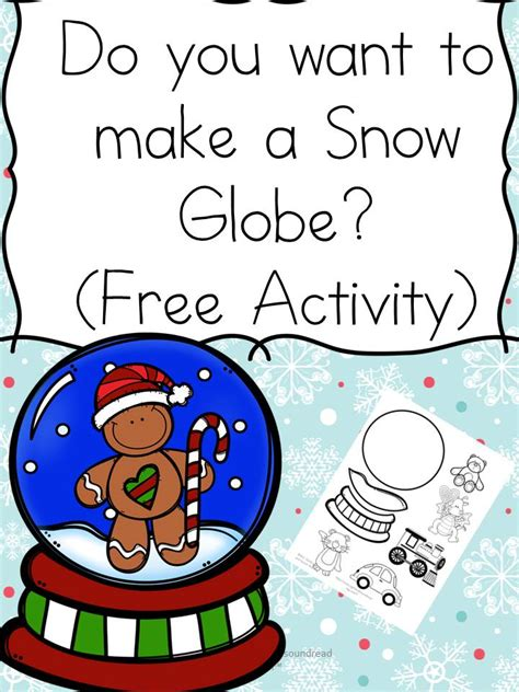 What Do You Need To Make A Paper Mache Volcano - do you want to make a snow globe cut and paste activity