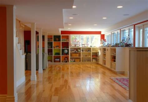 basement shelving ideas 5 suggestions for decorating a renovated basement