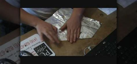 How To Make A Paper Hang Glider - how to make a tin foil airplane glider 171 papercraft