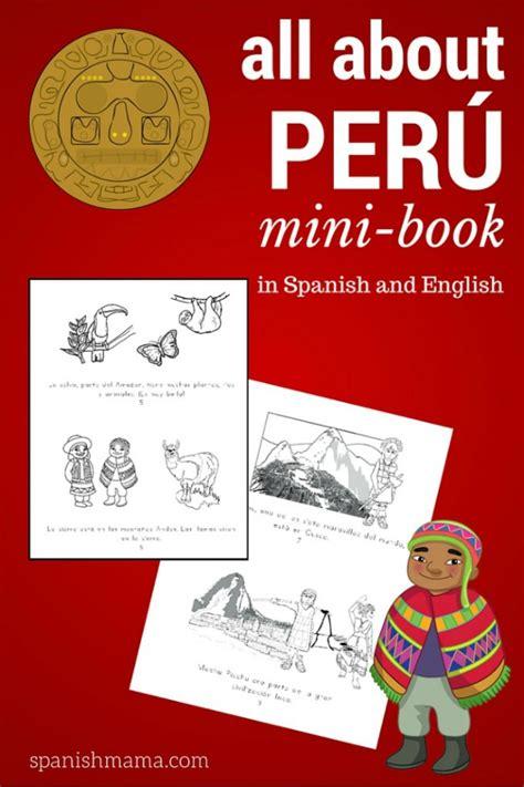 free spanish books for kids all about peru raising kids who love their hispanic