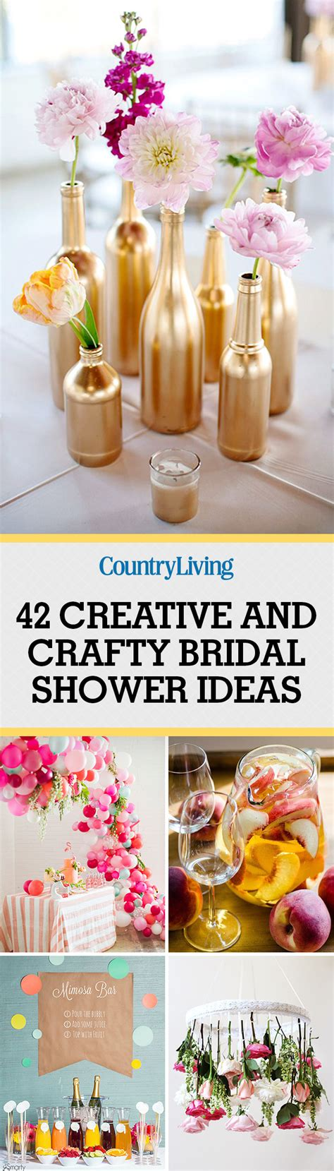 bridal shower easy ideas 50 best bridal shower ideas themes food and decorating ideas for wedding showers