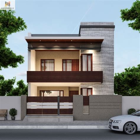 front elevation beautiful modern style house design home front house designs interior design